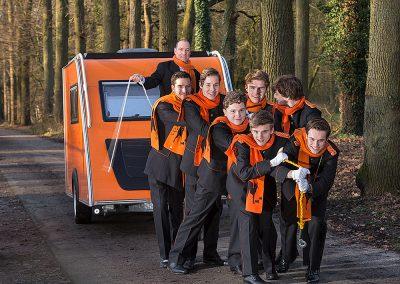CV Oranjebuurt Gardisten