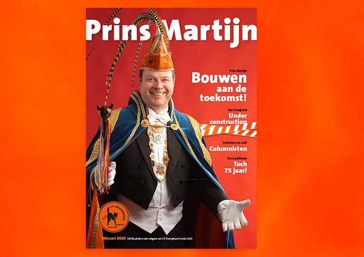 Magazine CV Oranjebuurt 2020